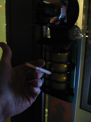 Smoke - Close Up