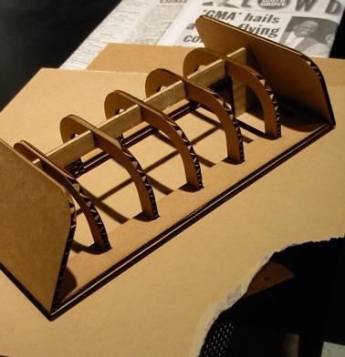 Smoke - Cardboard Prototype