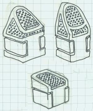 Smoke - Microphone Sketch